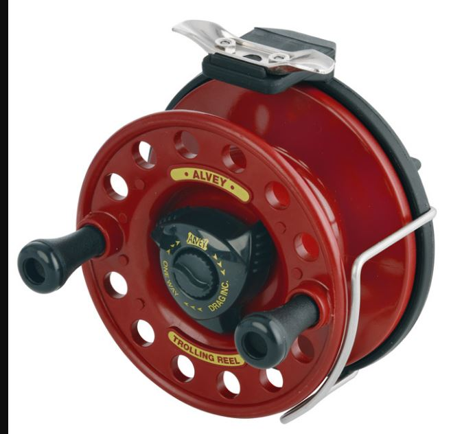 how to use alvey reels